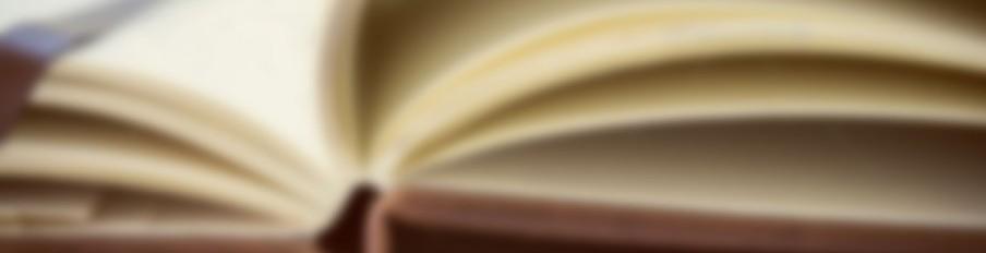 header open book