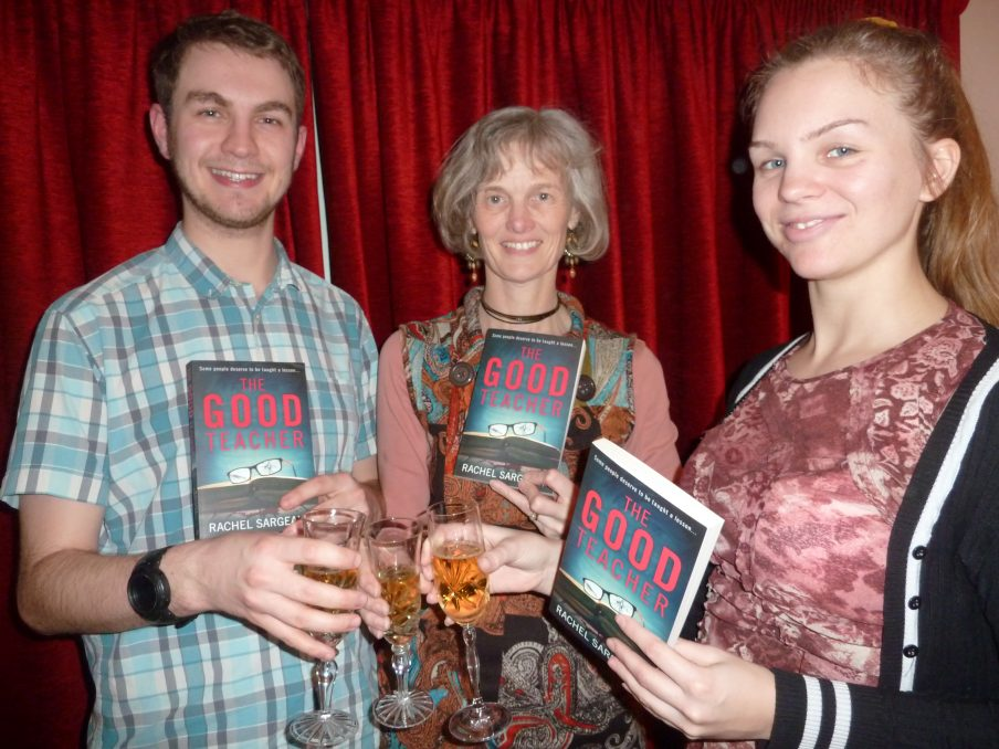 Party Time for The Good Teacher paperback