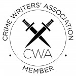 Rachel Sargeant, member of The Crime Writers' Association