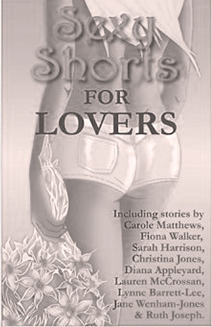 Sexy Shorts for Lovers featuring Rachel Sargeant